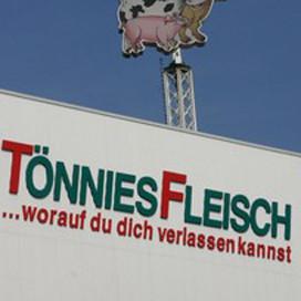 Inval fiscus bij Duitse vleesconcern Tönnies
