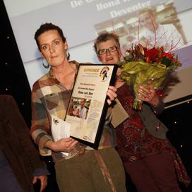 Van Ree 'erg blij' met prijs Beste Biologische Slager