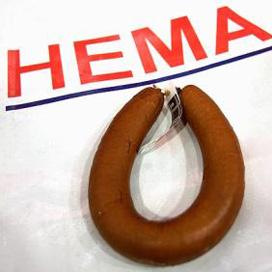 Hema wil Beter Leven ster op rookworst