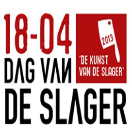 Dag van de Slager op 18 april