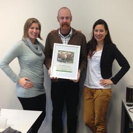 Vegetarische Slager wint PETA-prijs