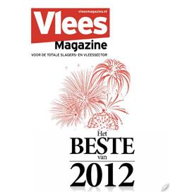 Het Beste van Vleesmagazine van 2012