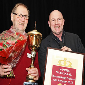 Regiokampioenen Worstmakersgilde bekend