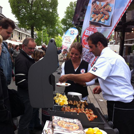 BBQ Experience Tour in Gennep