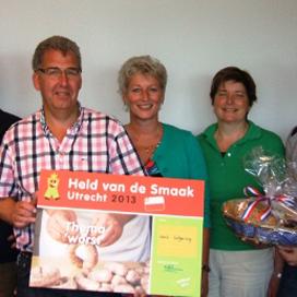 Lotgering is Utrechtse Held van de Smaak