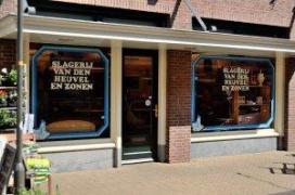 Restyling slagerij Van den Heuvel
