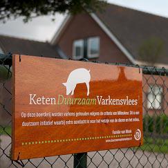 2013 Goed jaar voor Keten Duurzaam Varkensvlees