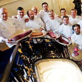 Chefs waarderen Iers rundvlees met 'outdoor' bereiding