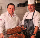 Superchef Jay McCarthy promoot U.S. Beef