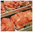 Kwart vleesprijs naar slagers en supermarkten