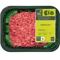 Nauwelijks reclame voor biologisch vlees