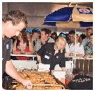 Keurslagersorganisatie houdt mega barbecue