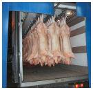 Minder varkens geslacht in Nederland