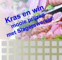 Krasactie bij Slagerswereld.nl tijdens Slavakto