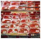 Vleeswijzer vandaag in supermarkt