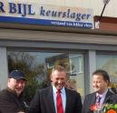 TukTuk voor slager Jan & Geertje van der Bijl