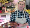 Meetjeslanderworst noviteit van slagerij Tom