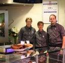 Jos Koeleman opent slagerij in Julianadorp