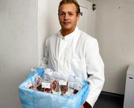 On-line slager Van der Pijl gaat internationaal