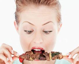 'Burger moet 33% minder vlees eten