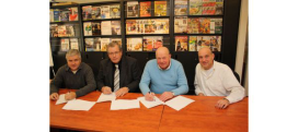 Slavakto en VAS tekenen overeenkomst