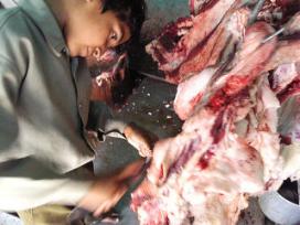 Nabil Ayad als rappende slager (film)