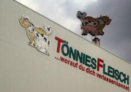 Trage groei voor vleesgigant Tönnies