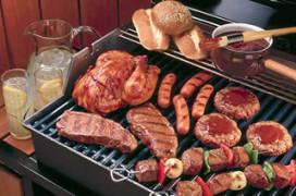 Trends barbecueseizoen 2011: Terug naar de natuur