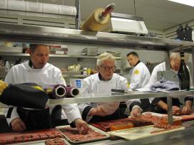 Meesterslagers inspireren met 'vergeten vlees