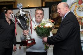 John van Broekhuizen wint weer Nationale Slagers Vakwedstrijden