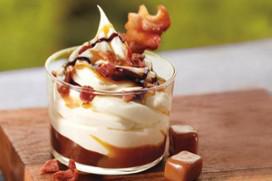 Burger King introduceert ijs met spek