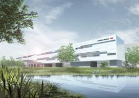 NAWI bouwt nieuwe slachtlijn voor Danish Crown