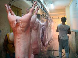 Varkensvleesprijs hoogste sinds 2001