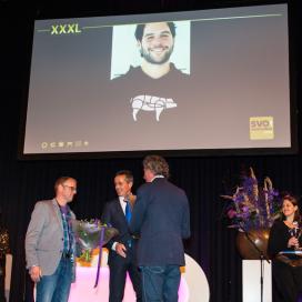 Wouter Leeuwenburg (Brandt & Levie) Beste Praktijkopleider 2014