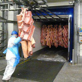 Duitse vleesexport wijkt uit naar EU en Zuidoost-Azië