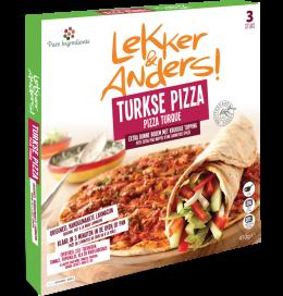 Pure Ingredients wil met Lekker & Anders! sportkantines veroveren
