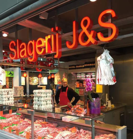 J&S wil weg uit Markthal