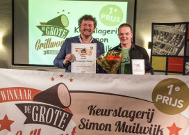 Inschrijving voor Grote Grillworsttest 2016 geopend