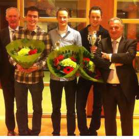 Nederland gastland International Young Butchers' Competition 2015