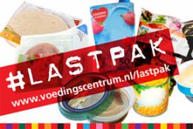 Te grote verpakking veroorzaakt voedselverspilling