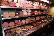 Vlees, brood en vis