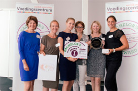 Insectenbroodbeleg Bug 'A' Spread wint Bachelor's Award 2015