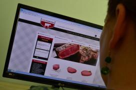 Online vleesverkoop blijft groeien