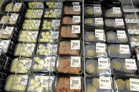 Supermarkten verkopen minder vleesvervangers