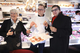 Italië erkent elf Nederlandse Parmahamspecialisten