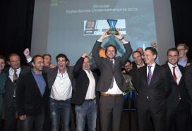 Goedegebuur Vlees wint 31e Rotterdamse Ondernemersprijs