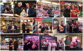 Foodimpuls: 5 sterren-Parmaham voor Slager met Ster-winnaars
