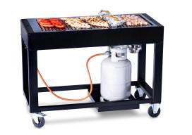 De Jager BV exclusief distributeur professionele Taino-gasbarbecues