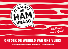 Slagerij de Hamvraag opent haar deuren voor discussie over vlees