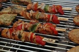Slagerij Van Guilik groots in het verzorgen van barbecues